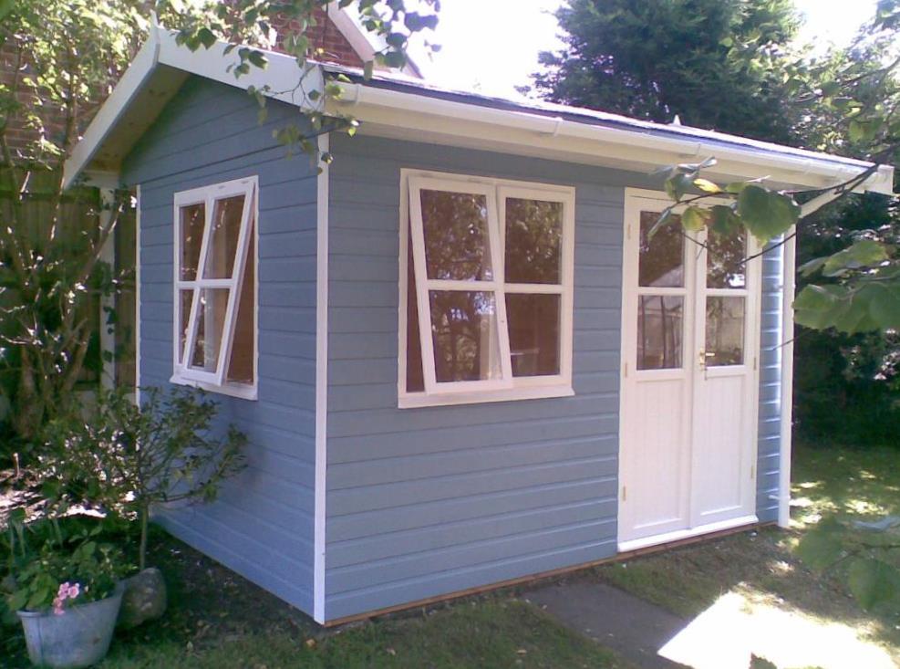 Garden Office Garden Sheds